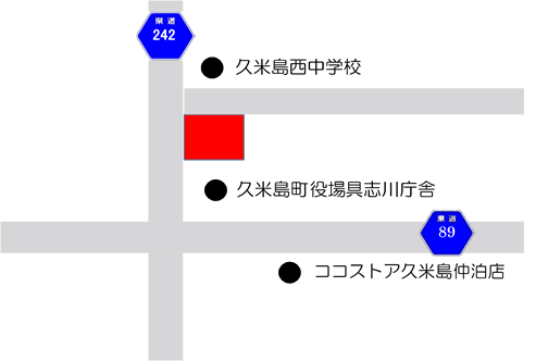 map_kumejima